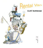 Rental Van - Clint Burnham