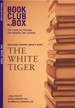 White Tiger, the Novel by Aravind Adiga, Discussed by Bookclub-in-a-box - Aravind Adiga