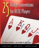 25 Bridge Conventions for ACOL Players - Sandra Landy