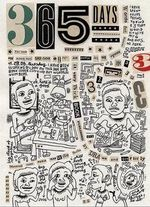 365 Days : A Diary by Julie Doucet - Julie Doucet
