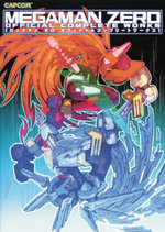 Megaman Zero Official Complete Works - Capcom