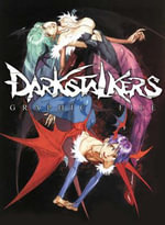 Darkstalkers Graphic File : Night of Genesis v. 1 - Capcom
