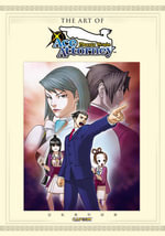 The Art of Phoenix Wright : Ace Attorney - Capcom