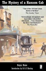 The Mystery of a Hansom Cab - Fergus W. Hume