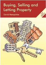 Buying, Selling and Letting Property 2005 : Secrets, Spies and Sources - David Hampshire