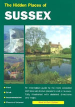 The Hidden Places of Sussex - Emma Roberts