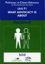 Pathways to Citizen Advocacy