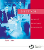 Meetings : Meetings - Anne Laws