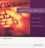 Writing Skills : Writing Skills - Anne Laws