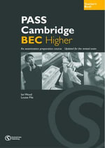 Pass Cambridge BEC : Higher Teacher's Book - Louise Pile