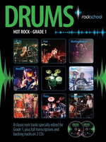 Drums Hot Rock : Grade 1