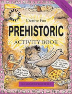 Prehistoric Activity Book - Sue Weatherill