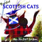 Purrrfect Scottish Cats - Alison Mary Fitt