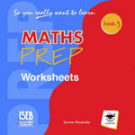So You Really Want to Learn Maths : Worksheets CD Book 3 - Serena Alexander