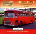 Midland Red: BC04 : The Transitional Years - Les Simpson