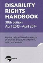 Disability Rights Handbook - Ian Greaves