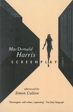 Screenplay - MacDonald Harris