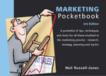 The Marketing Pocketbook : POCKETBOOKS - Neil Russell-Jones