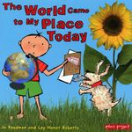 The World Came to My Place Today - Jo Readman