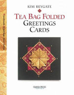 Tea Bag Folded Greeting Cards - Kim Reygate