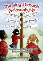 Thinking Through Philosophy : Bk.2 - Paul Cleghorn