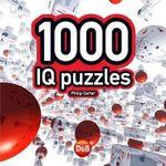 1000 IQ Puzzles - Philip J. Carter