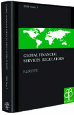 Global Financial Services Regulators : Europe v. 1