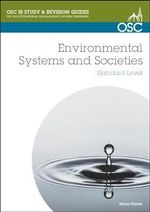 IB Environmental Systems and Societies - Adrian Palmer