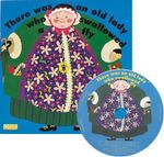 There Was an Old Lady Who Swallowed a Fly : There Was an Old Lady Who Swallowed a Fly with CD (Audio) - Pam Adams