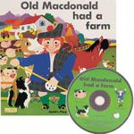 Old Macdonald Had a Farm - Pam Adams