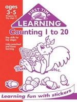 Counting 1 to 20 - Time Learning First