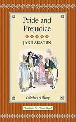Pride and Prejudice : Collectors Library - Jane Austen