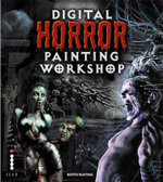 Digital Horror Painting Workshop - Martin McKenna