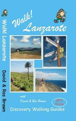 Walk! Lanzarote - David Brawn