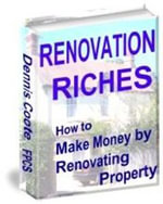 Renovation Riches - Dennis, Edward Coote