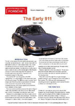 Porsche Early 911 Buyers' Guide - Chris Mellor