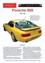 Porsche 968 Buyer's Guide - Chris Mellor