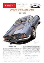 Ferrari 206/246 Dino Buyers' Guide - Chris Mellor
