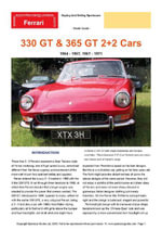 Ferrari 330 GT & 365 GT - Chris Mellor