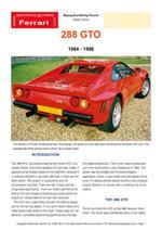 Ferrari 288 GTO - Chris Mellor
