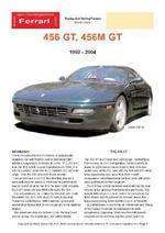 Ferrari 456 Buyers' Guide - Chris Mellor