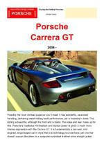 Carrera GT - Chris Mellor