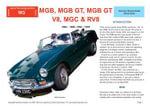 MG GB, MGB GT, MGB GT V8, MGC and RV8 Buyers' Guide - Chris, Mellor