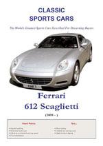 Ferrari 612 Scaglietti - Chris Mellor
