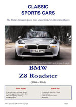BMW Z8 Buyers' Guide - Arthur Jameson