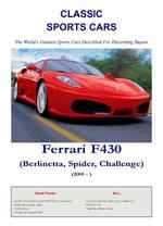 Ferrari F430 - Chris Mellor