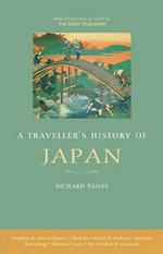 Traveller's History of Japan - Richard Tames