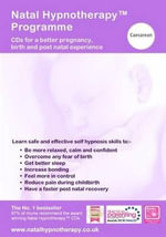 Natal Hypnotherapy Programme (Caesarean) : A Self Hypnosis Programme for a Better Pregnancy and Birth Experience - Natal Hypnotherapy