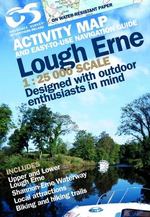 Lough Erne - Ordnance Survey of Northern Ireland