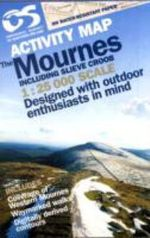 Mournes Activity (inc Croob) - Ordnance Survey of Northern Ireland